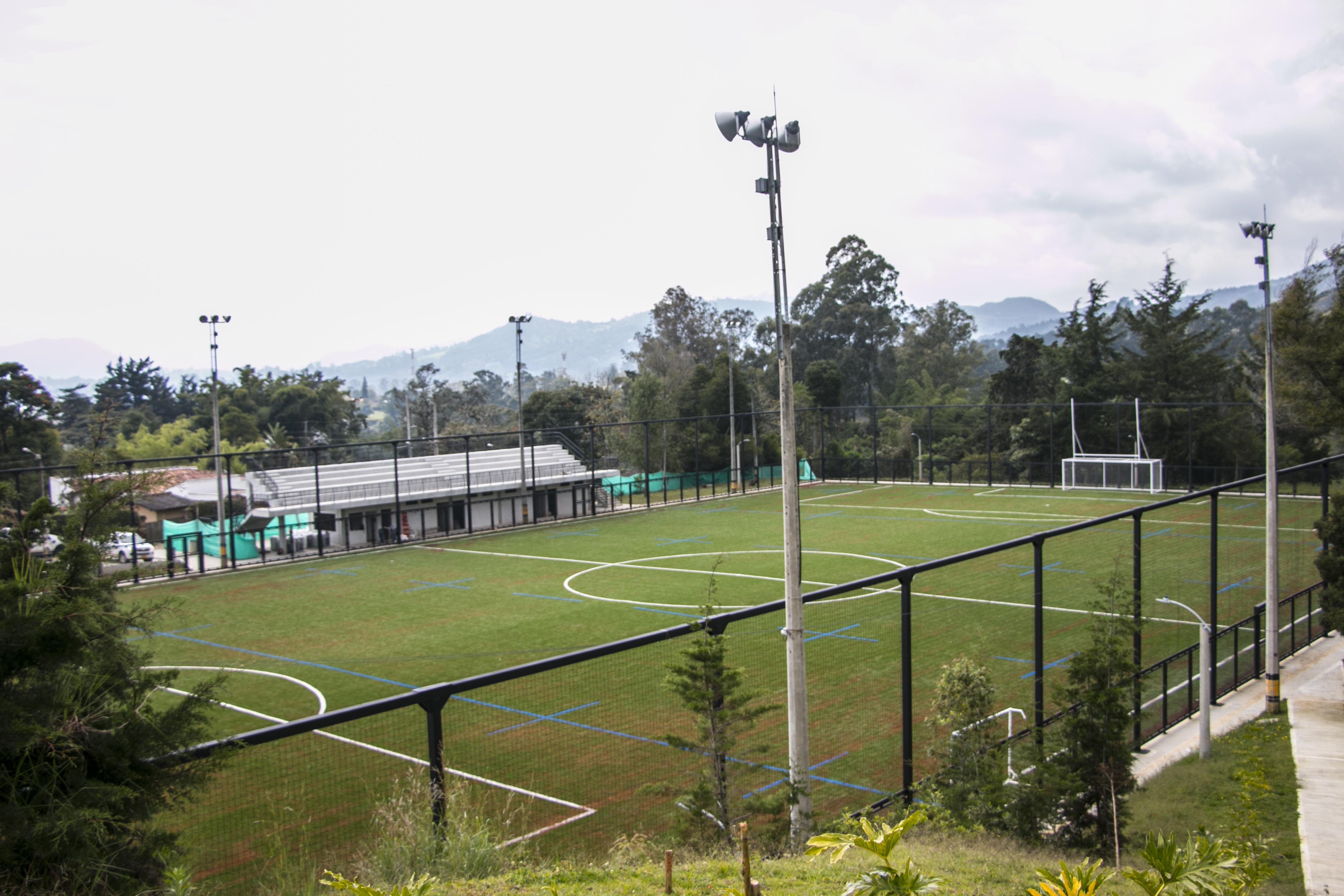 Unidad Deportiva El Tablazo, una realidad