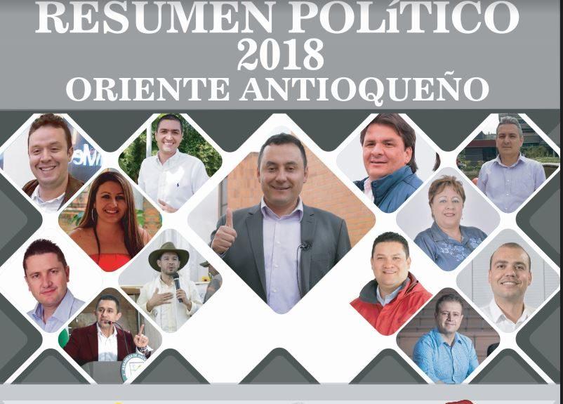 En Circulación Resumen Político Alianza Informativa 2018