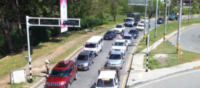 Rionegro moderniza focos de movilidad