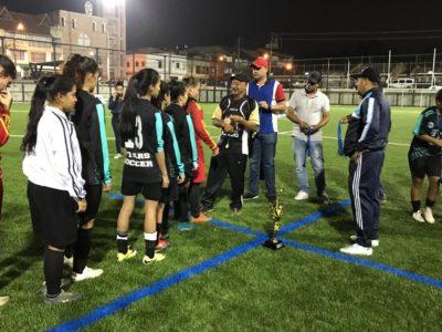 Torneo Femenino de Rionegro culminó con gran éxito