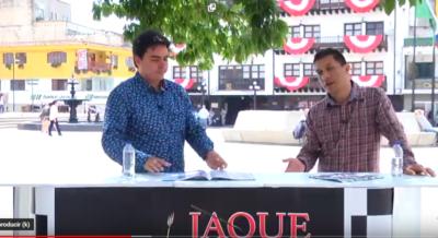Jaque electoral, iniciativa de alianza de medios