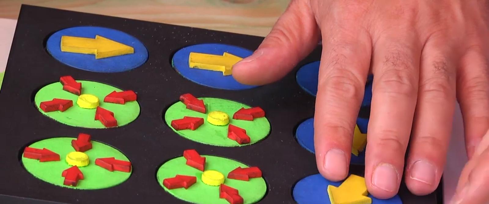 Cornare le apuesta al sistema Braille