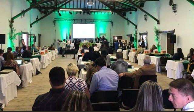 Cornare presentó un año exitoso de Gestión y eligió su Junta Directiva