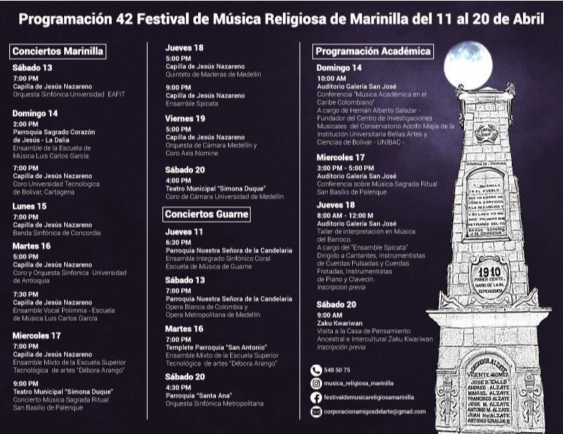 Festival marinilla 2