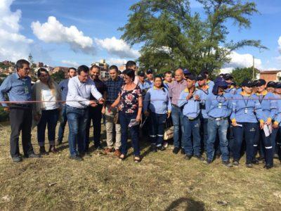 Avanzan las obras ambientales para mejorar la calidad de vida de los habitantes de Marinilla