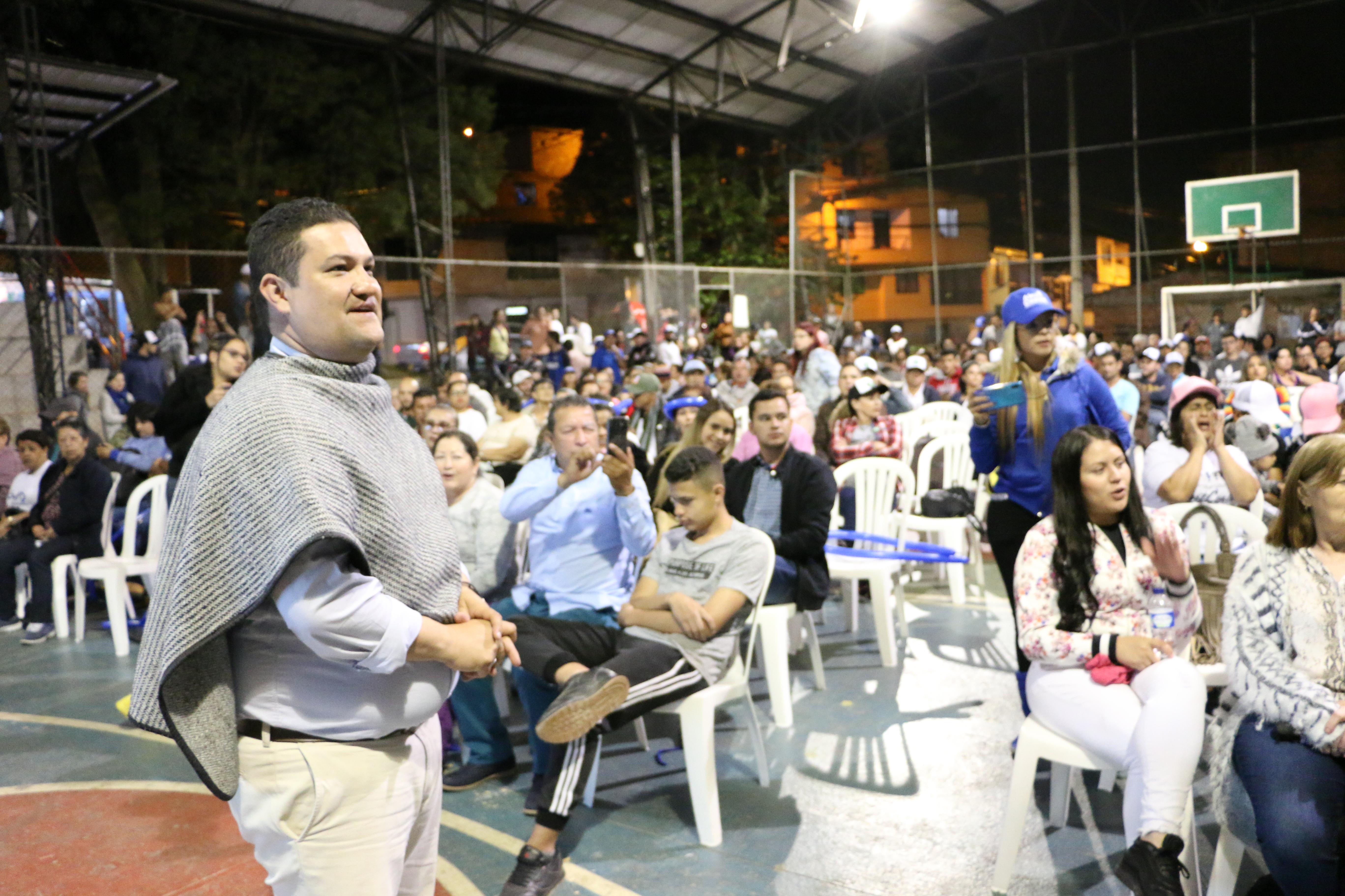 Iniciaron los díalogos ciudadanos en cada sector de Rionegro