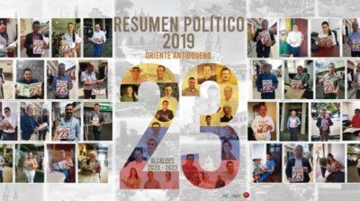 Resumen entrega Impreso Político 2019