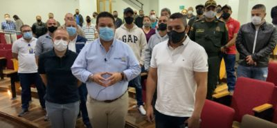 Alcaldes orientales se unen para mejorar la ocupación hospitalaria