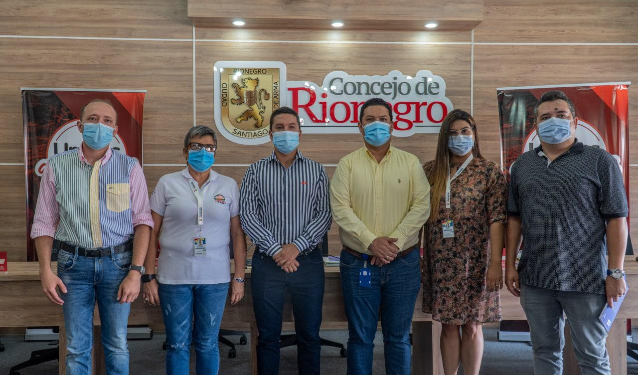 Rionegro aprueba pago honorarios a ediles JAL