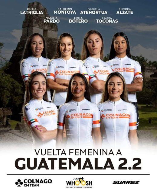 Equipo Femenino Guatemala